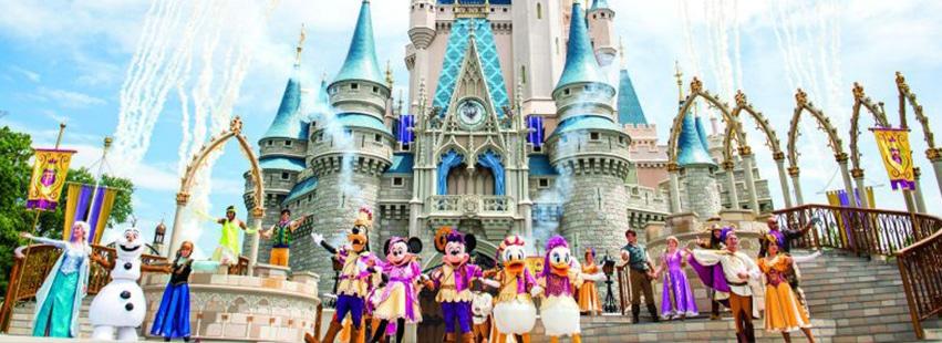 Assista os espetáculos dos personagens da Disney no teatro!