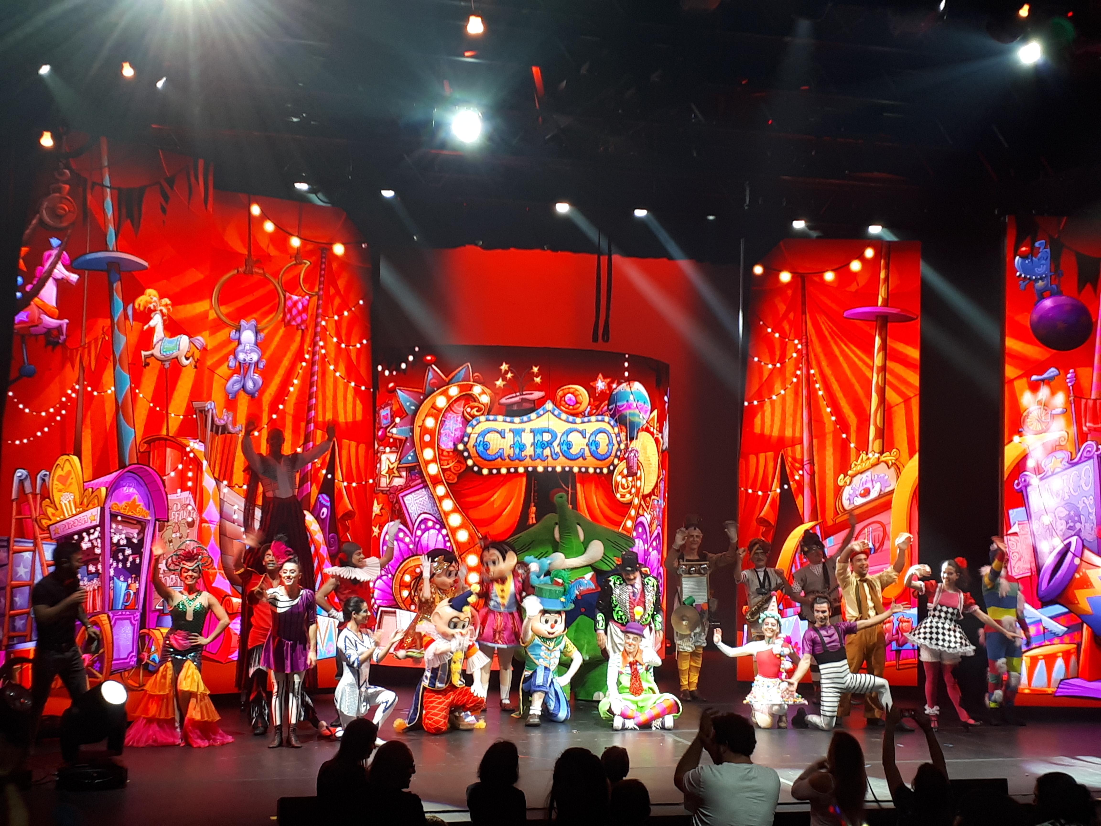 Circo da Turma da Mônica 2