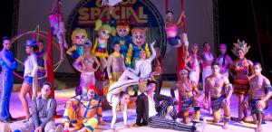 cena de circo
