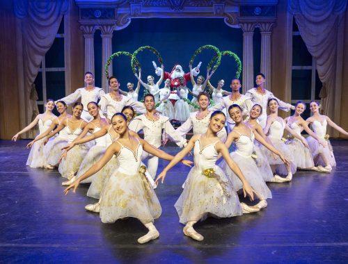fotos de apresentação de ballet