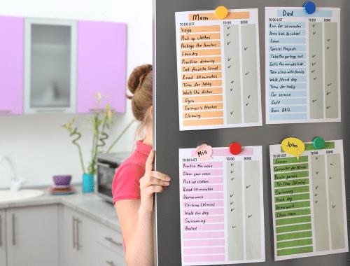 Organização e disciplina em casa durante a quarentena